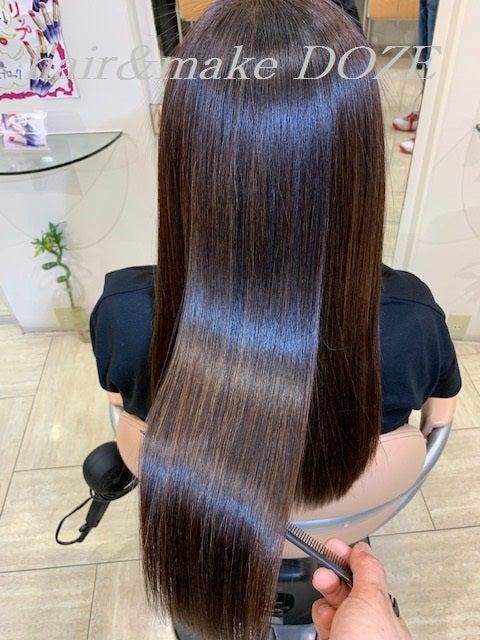 毎月の積み重ねが美髪のクオリティをもっと上げます!