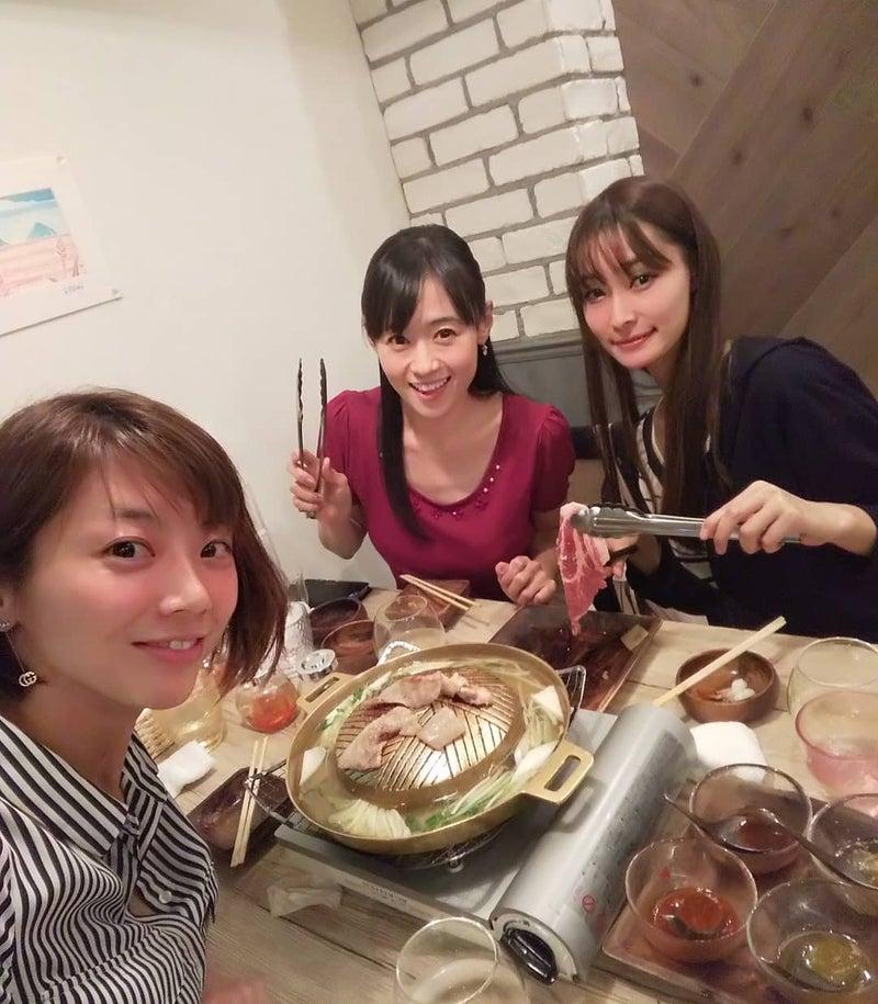 ほっこり会(•ө•)♡ | 相澤仁美 オフィシャルブログ 「ポワワンdiary ...