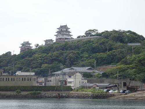 長崎県肥前平戸城