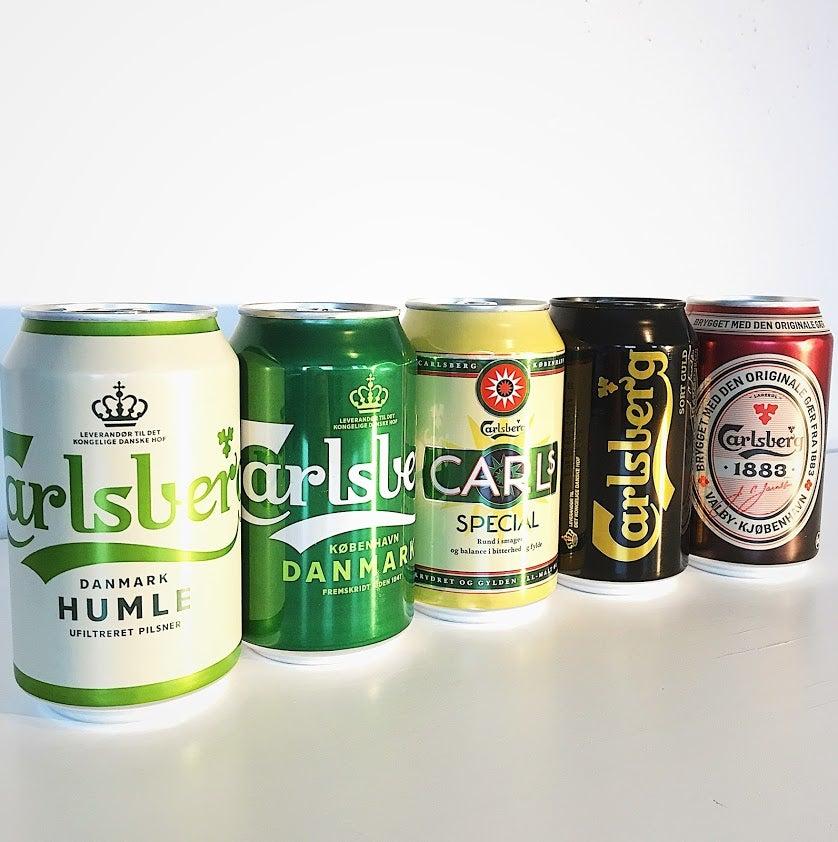 ビール カールスバーグ