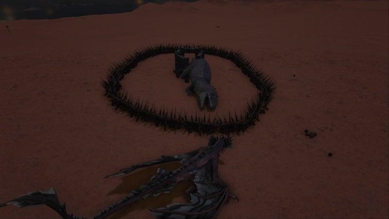 クレート 砂漠 Ark ラグナロク