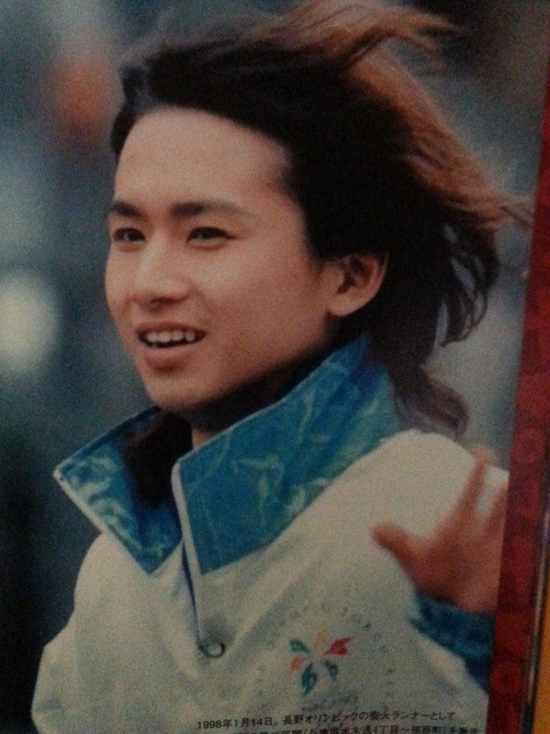 1998 年 聖火 ランナー