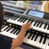 家での練習でエレクトーンを弾くのが楽しくなってきたようです(^^♪の画像