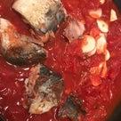 鯖トマト‼︎ワインに合う料理 約15分 混ぜるだけ〜の記事より