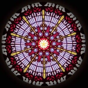 「セイリングの薔薇窓」の画像