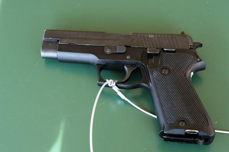 9mm拳銃 | 気まぐれブログ