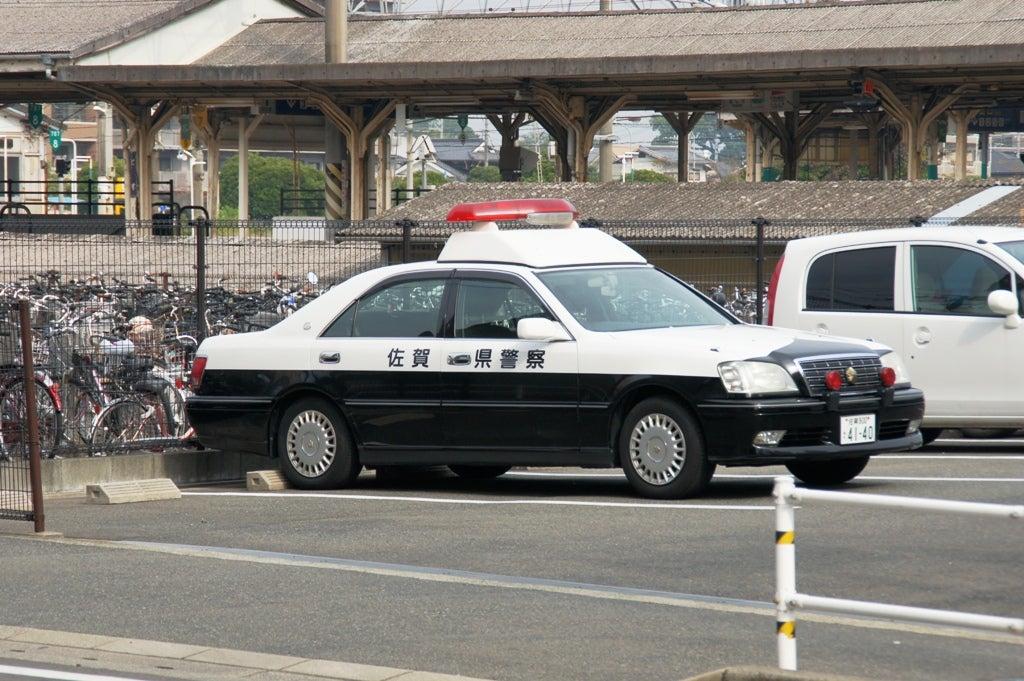 佐賀県警察のパトカー② | 気まぐれブログ