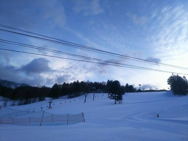 場 スキー 丸沼 天気 高原