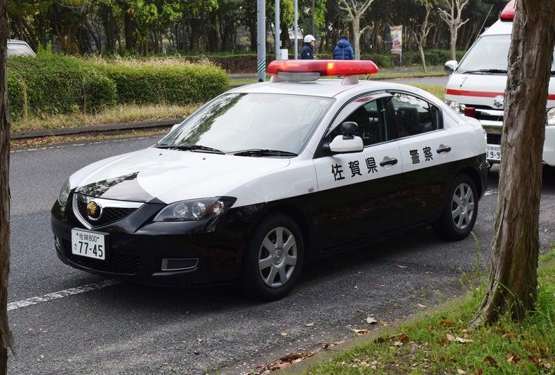 佐賀県警察のパトカー④ | 気まぐれブログ