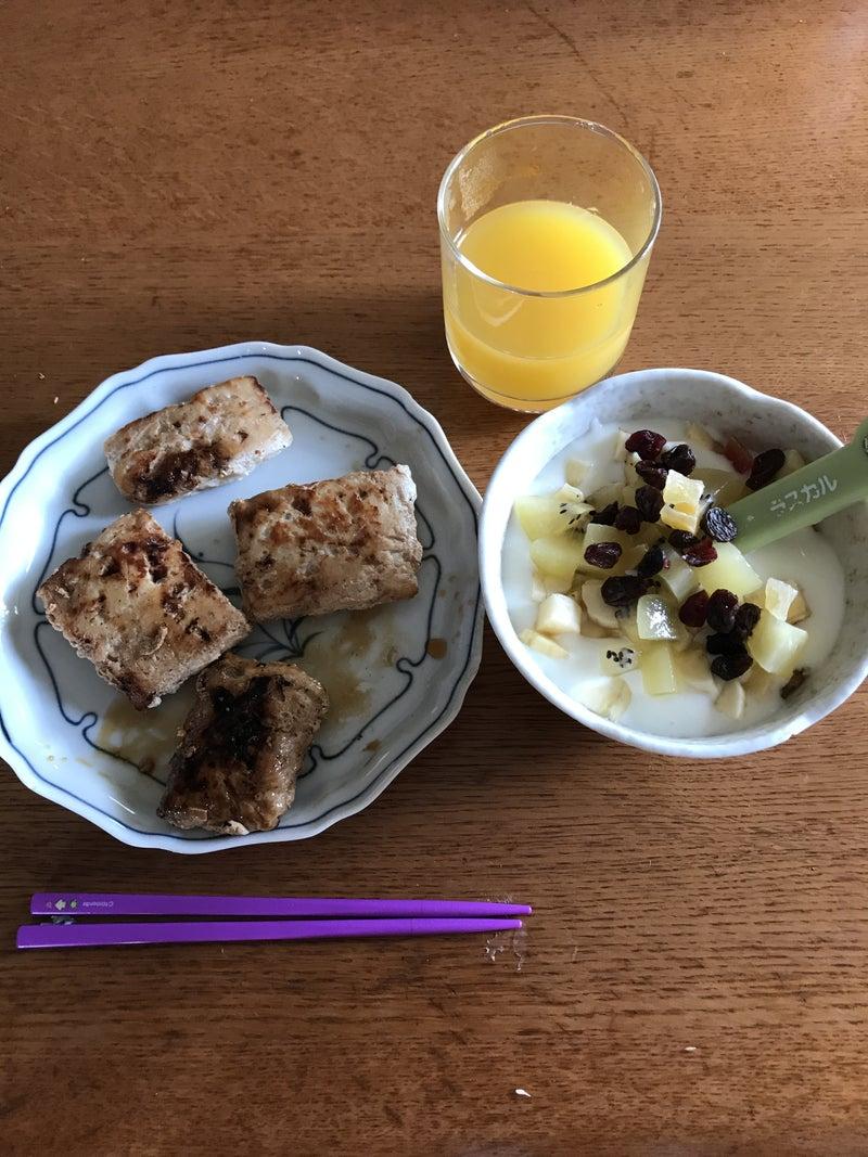 小学生の朝ごはんの腹持ちの良い物と量はどれくらい? | 父と息子の ...