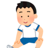 膝を伸ばしきるストレッチの注意点の画像