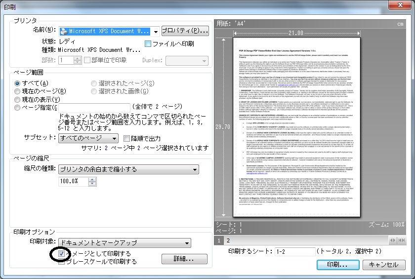 html pdf 埋め込み 印刷プレビュー