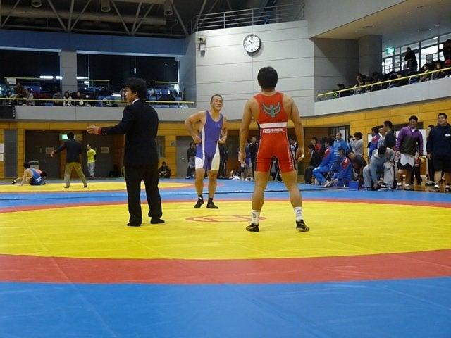 全国社会人オープンレスリング選手権大会 | カトケンの独り言ブログ