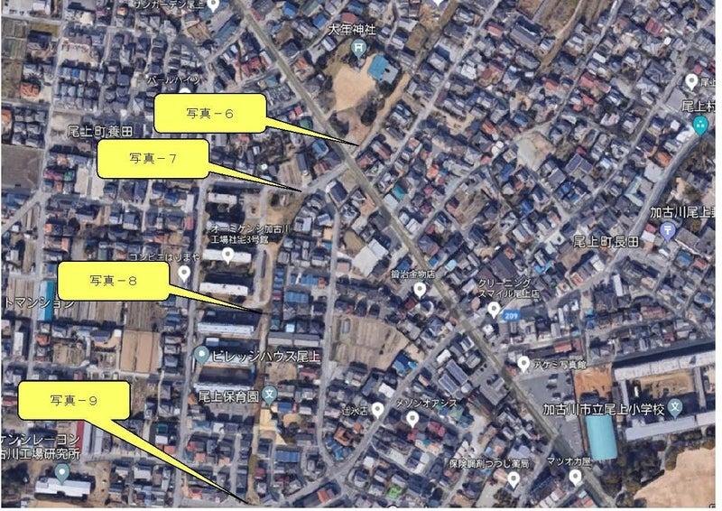 加古川飛行場跡と未成線 | 遺構巡りと旅日誌