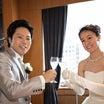 浦安ブライトンホテル東京ベイでの結婚式の写真 Part5(ペントハウスでの披露宴)