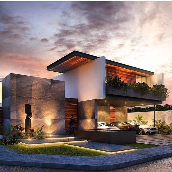 新築住宅の外観アイディア10選 箱型なナウトレンドデザイン: 第3弾!新築住宅の外観アイディア10選!トレンドから斬新な
