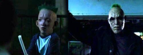 映画のGANTZで. 好きな星人はねぎ星人 グッ. 暴走キングコング☆ゴリラですっ グー