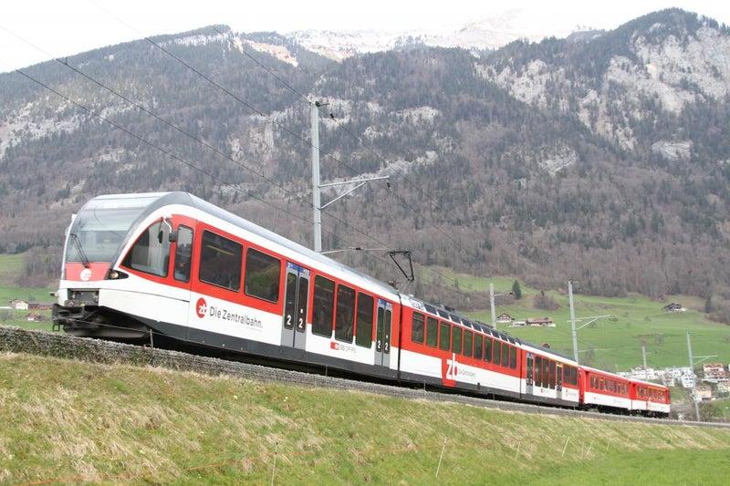 2016年春 スイス遠征(その6) ツェントラル鉄道撮影 | r100shibaden ...