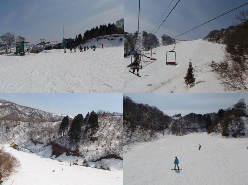 スキー 場 高原 余呉