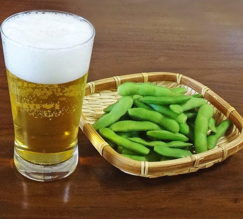 夏の風物詩 枝豆のおいしい茹で方