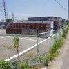 碧南市にてフェンス工事です。の画像