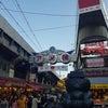 上野でたこ焼き居酒屋とスタバのご当地カップの画像
