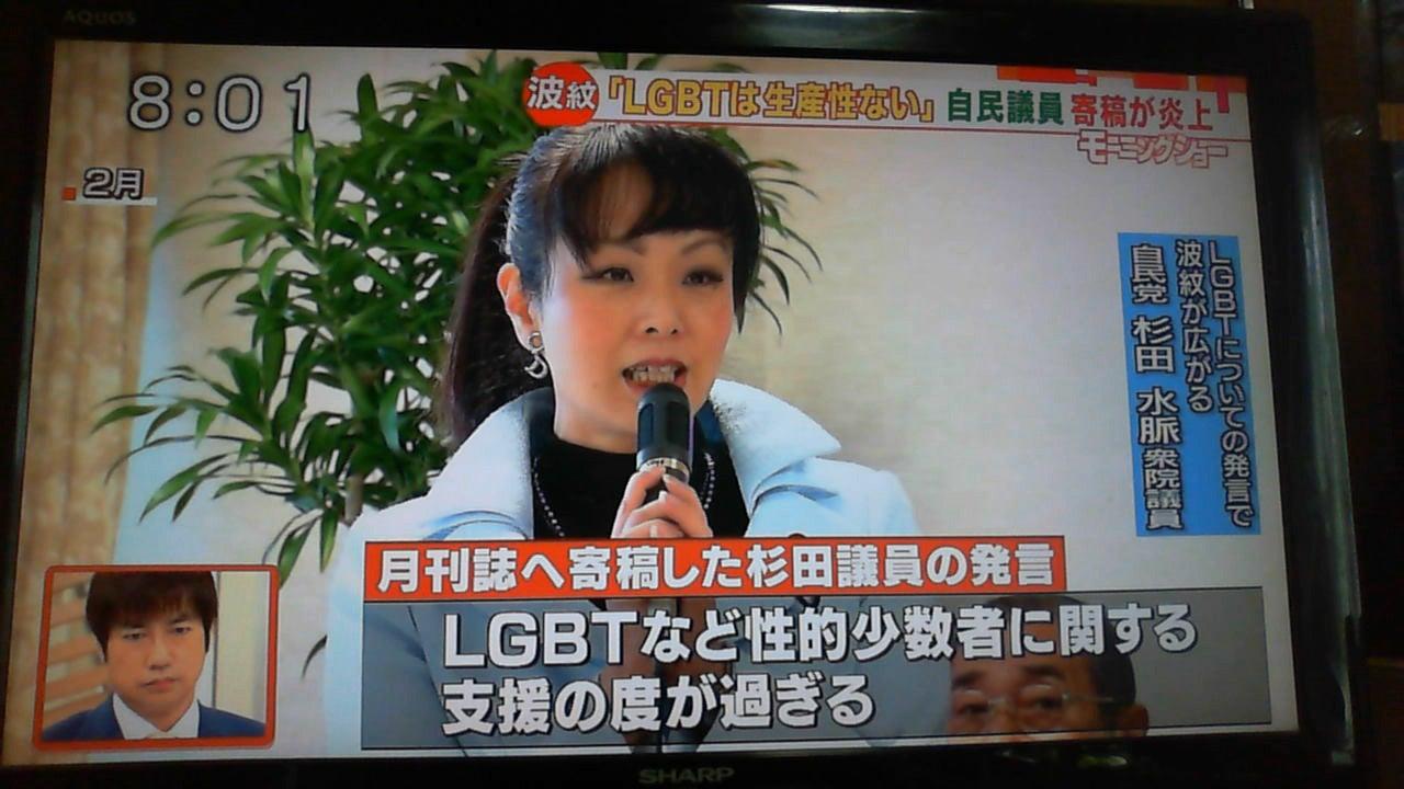 同性愛者 生産性がない