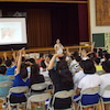 岐阜県可児市の小学生たちにの画像