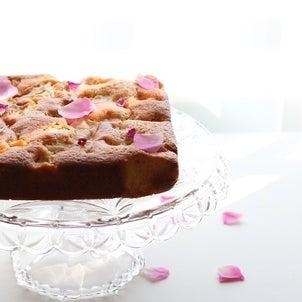 三宝柑のケーキを焼きましたの画像