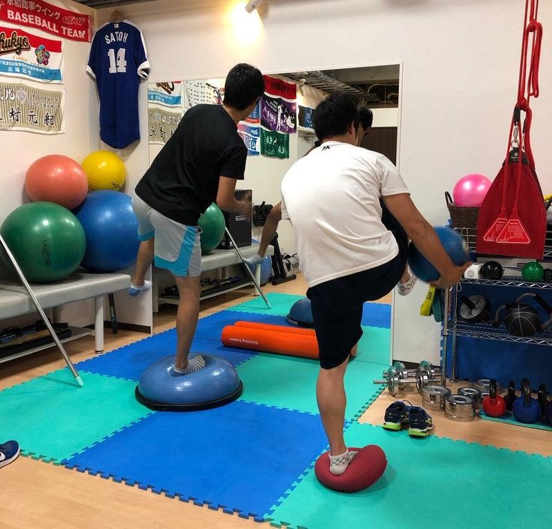 アスリート トレーニング バランス ボール