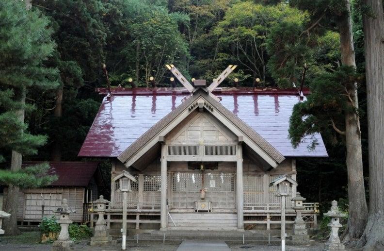 福島町 1 福島大神宮 | ドンティーのブログ