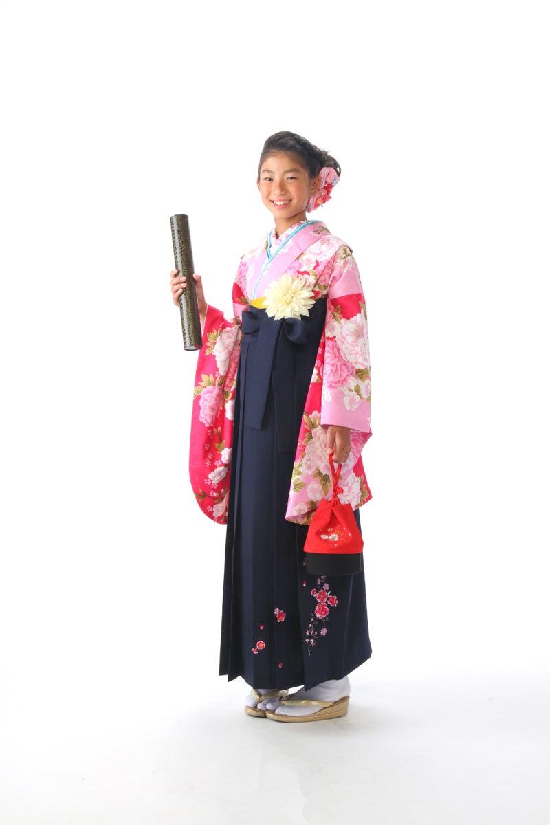 小学生袴レンタル
