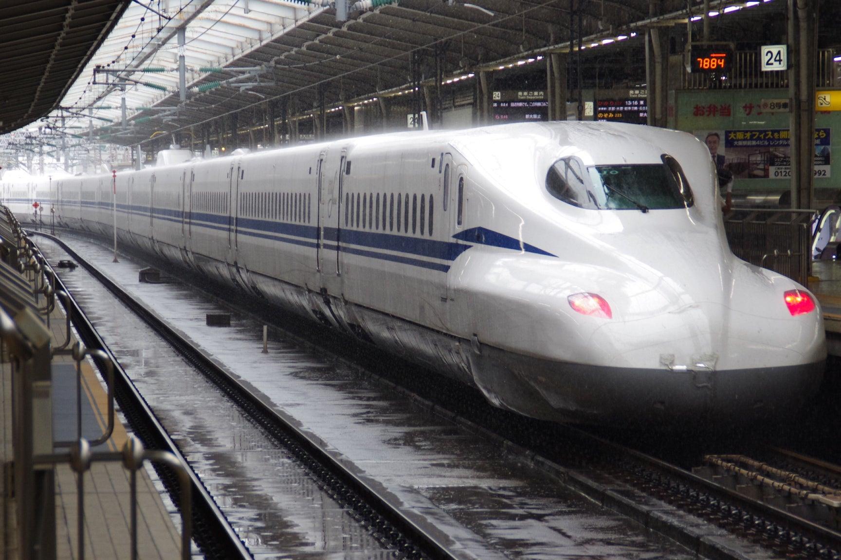 ふなたんのブログJR東海 「700S」確認試験車J0編成 平成30年6月23日(土)撮影