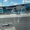 ヘルシンキ空港到着の画像