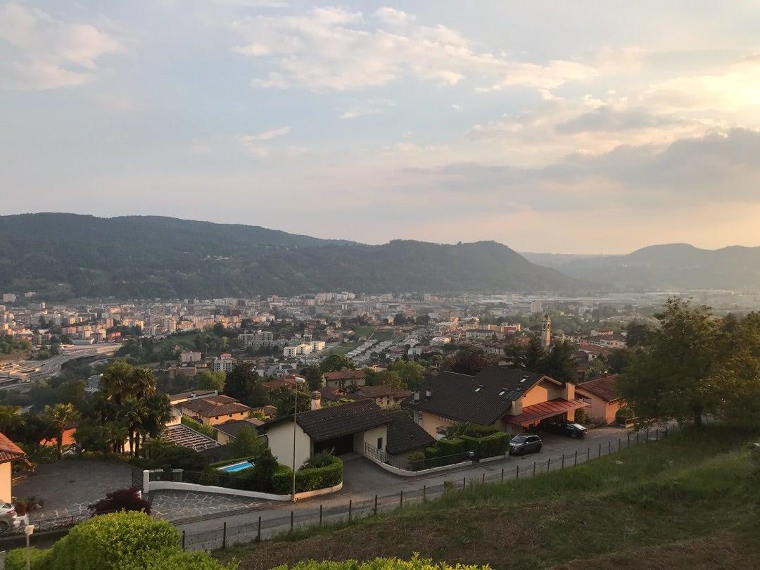 初めてのスイス!