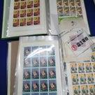 切手 シート ゼンマイ時計 オレンジカード 出張買取 片付 骨董 遺品整理 古美術 昭和区 瑞穂の記事より