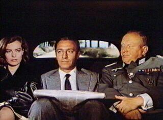 しろくま・まちゃるWORLD!【映画鑑賞】「トリプルクロス」(1966年イギリス・フランス)