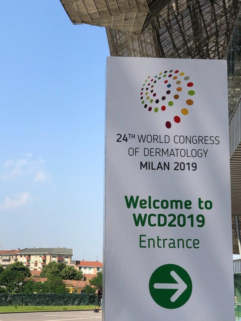 World Congress of Dermatology 2019 in Milano | 医療法人社団