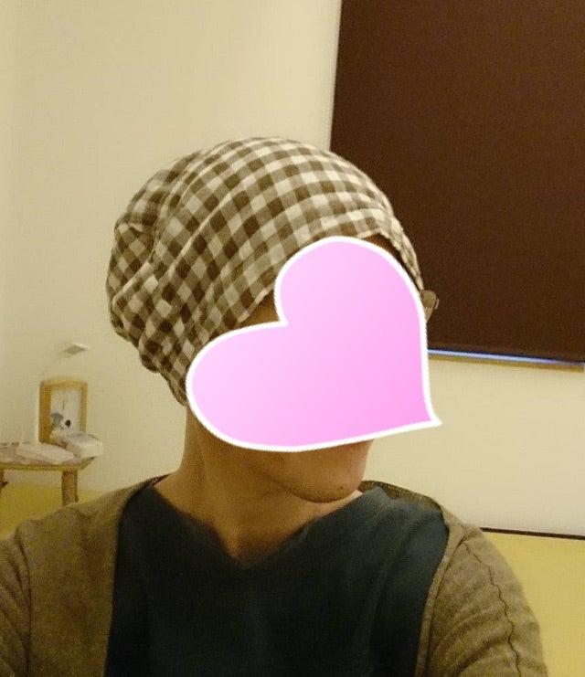 夏 可愛い医療用帽子 niko