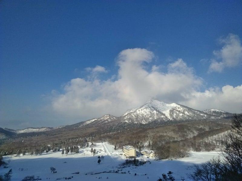 場 鏡ヶ成 スキー
