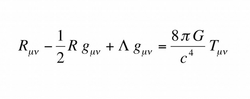 アインシュタイン方程式   清二のブログ