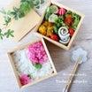 紫陽花弁当と今週のまとめ♡