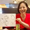 6/13 東京からのお客様、歌田智海さん。ランチdeコンサルでしたの画像