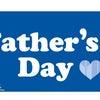 6月16日は父の日です。準備万端ですか?ユキ*フローリストの画像