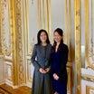パリで起業した日本女性とVIP顧客の会
