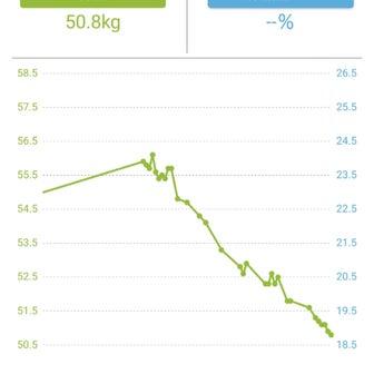 減量スタートから2ヶ月経過報告