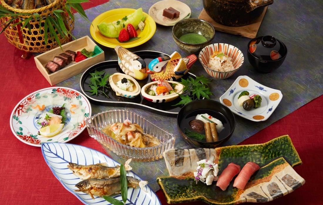 熊魚菴・東京ドームホテル店のお勧め 開業19周年記念会席「禅」の記事より