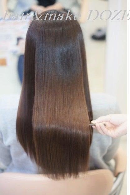 あらゆるケアをしているつもりなのにダメージを感じる髪へ。