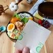 夏のお弁当対策に抗菌・保護シート #ワサガード【お弁当】