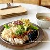夏野菜メニューが登場してきたよ☆ 北欧ビンテージ&cafe  かもめ舎@福島県須賀川市